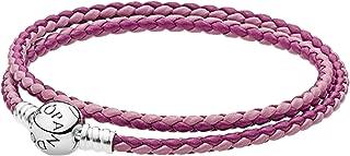 Pandora Women's Mixed Pink Woven Double - 590747CPMX-D1
