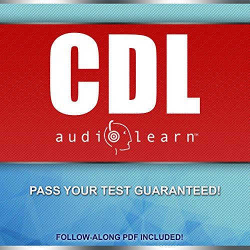 CDL AudioLearn - Complete Audio Review For The CDL (Commercial Driver's License)                   By:                                                                                                                                 AudioLearn Content Team                               Narrated by:                                                                                                                                 Lon Harris                      Length: 9 hrs and 12 mins     50 ratings     Overall 4.0