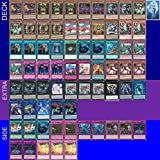 Yu-Gi-Oh! YUGIOH Tournament Ready Battlin' Boxer Deck with Complete Extra & Side Deck and Exclusive Phantasm Gaming Token + a Deck Box & 100 Sleeves