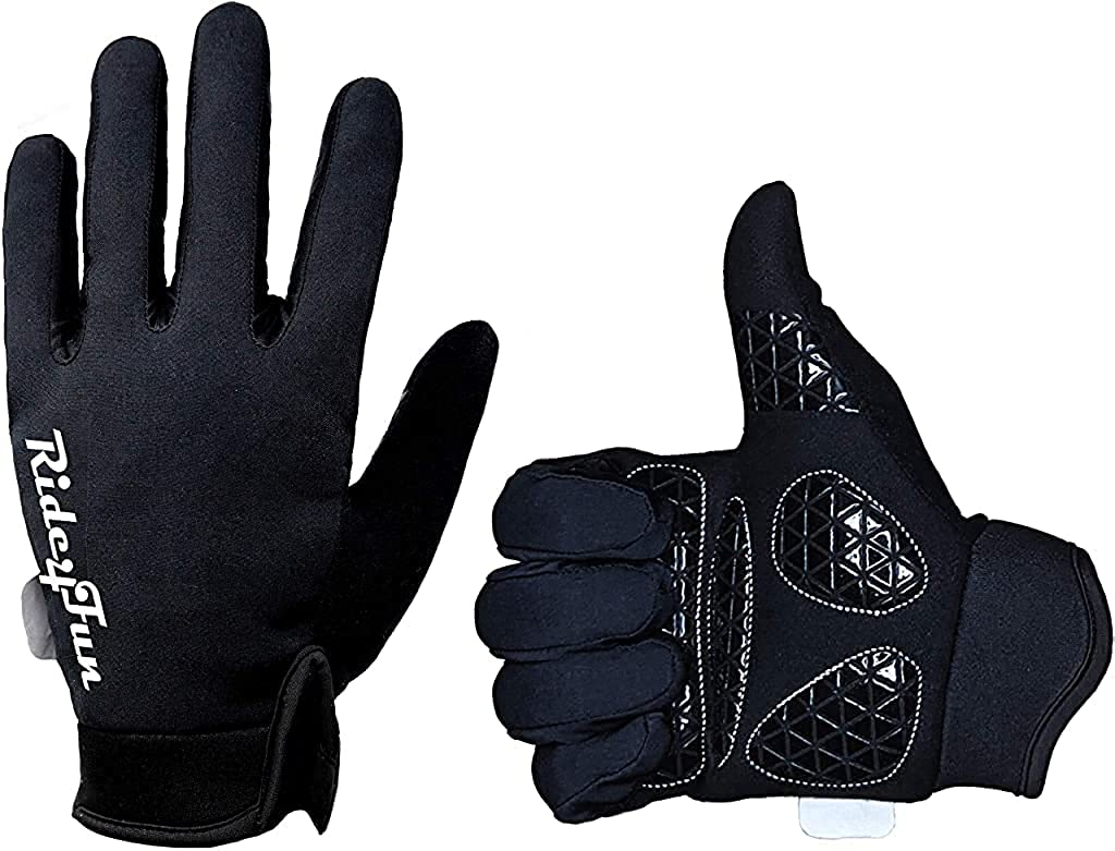Full Finger Biking Gloves for Weather Free Fashionable shipping anywhere in the nation Men. Gloves. Bicycle Cold