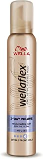 WELLA Wellaflex 2Nd Day Volume Mousse Extra Strong Hold - 200 Ml