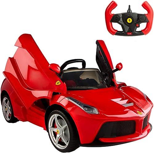 barato y de moda RASTAR- RASTAR- RASTAR- Coche batería RC Ferrari LaFerrari de 12V, 2.4G (ColorBaby 85242)  orden ahora disfrutar de gran descuento