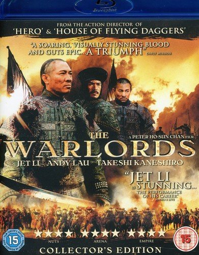 Warlords [Blu-ray] [2008] [Region Free] [Reino Unido]