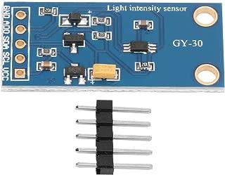 Sensor de intensidad de luz digital, módulo convertidor incorporado con chip BH1750FVI 3-5V, Convertidor incorporado Módulo de sensor de intensidad de luz digital con chip BH1750FVI 3-5V