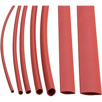 7 Tailles 1 M/ètre Kit la Chaleur Gaine thermor/étractable kit 2:1 Gaine /électrique Fil de c/âble Gaine thermor/étractable Tube Noir Diam/ètre 1.5mm 2.5mm 3mm 5mm 6mm 10mm 13mm