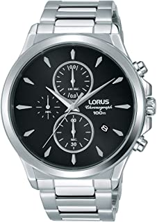 Lorus Dress Watch For Men Analog Stainless Steel - RM395EX9