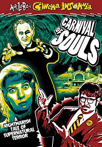Mr Lobo's Cinema Insomnia: Carnival Of Souls [USA] [DVD]