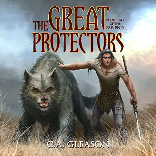 The Great Protectors audiobook cover art