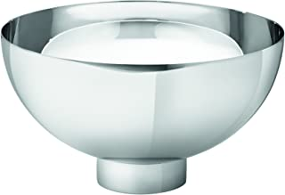 Georg Jensen Ilse Bowl, Mirror Polished Stainless Steel, Small