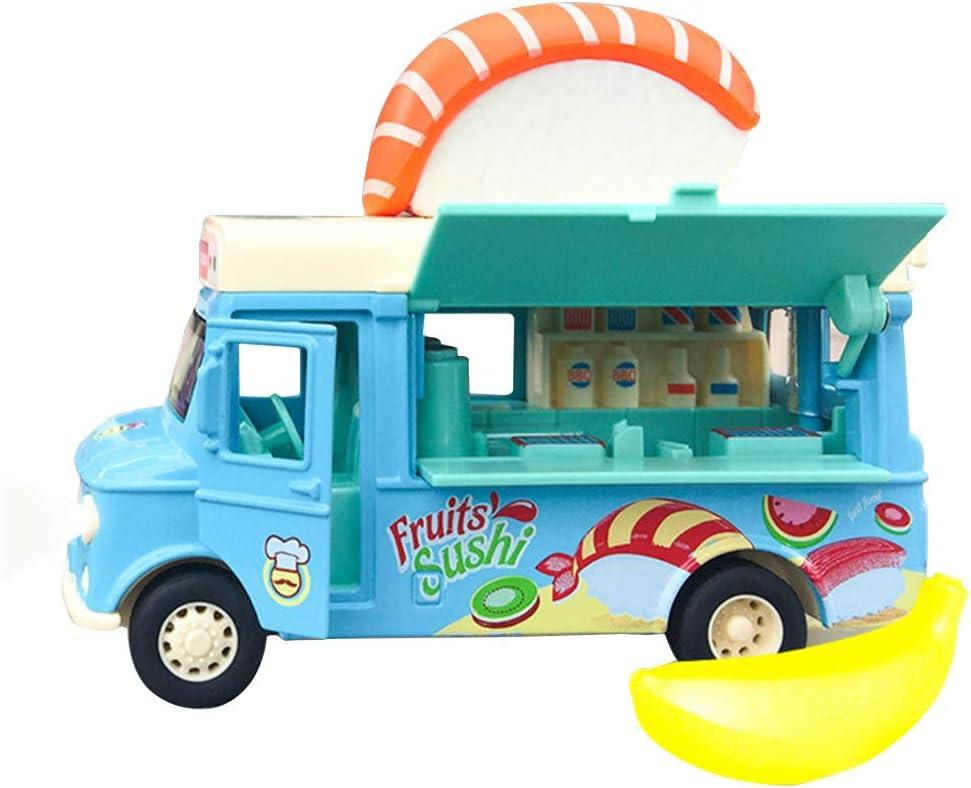 1 36 Virginia Beach Mall Diecast Toys for Industry No. Kids Simulation Pull- Music Light Children