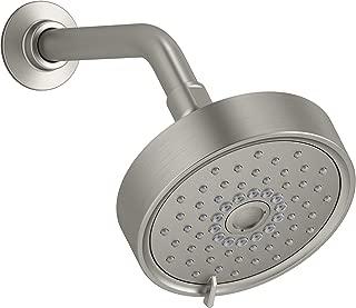 Kohler 22170-BN Purist Showerhead, Vibrant Brushed Nickel