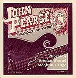 John Pearse JP2150M - Juego de cuerdas para mandolina...