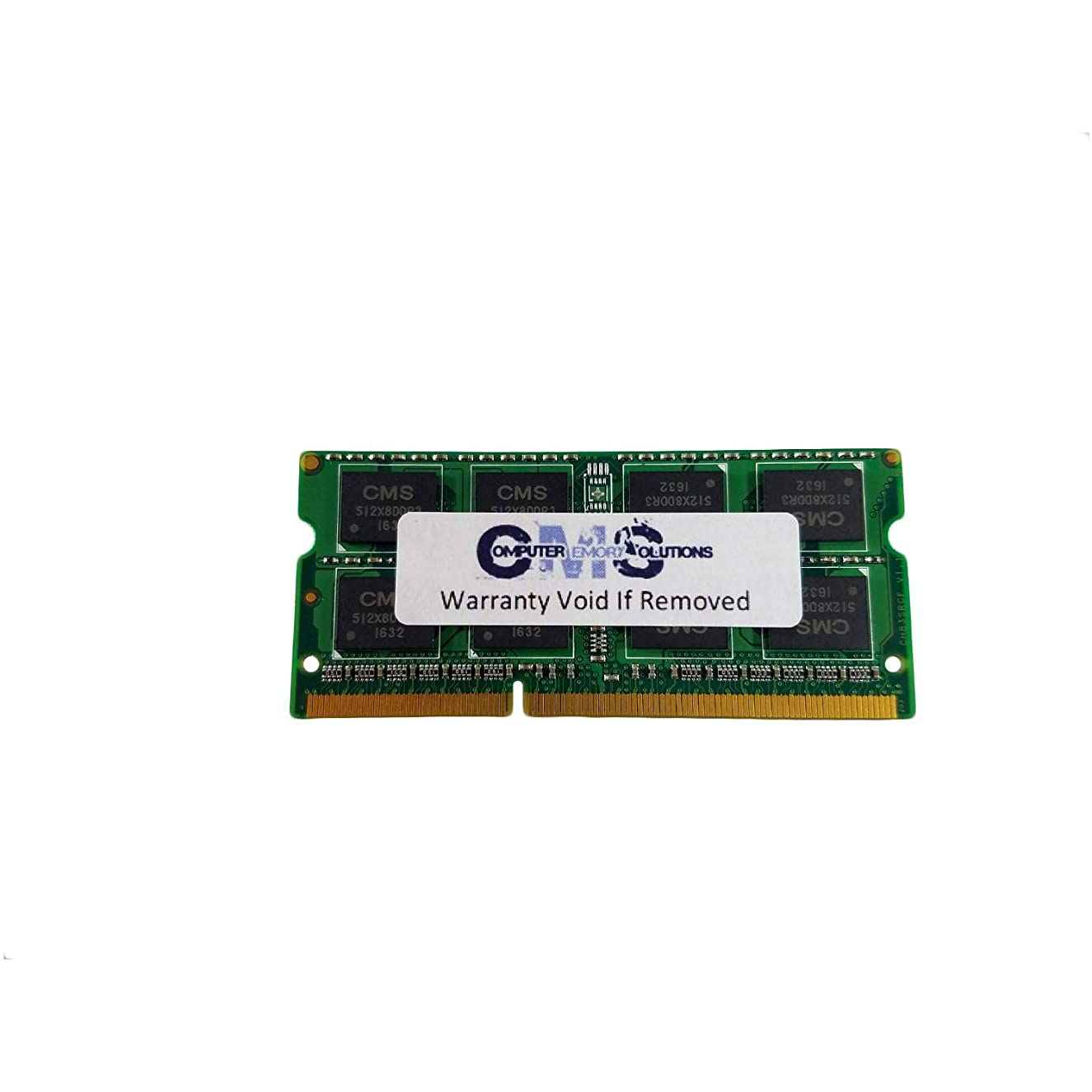 8Gb (1X8Gb) Memory Ram Compatible with Toshiba Satellite C855-S5111, C855D-S5351, C855-S5192 By CMS Brand (A14)