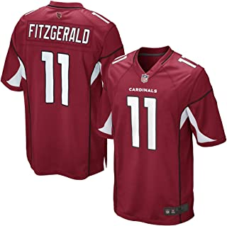 Outerstuff Youth Kids Arizona Cardinals 11 Larry Fitzgerald Football Jersey