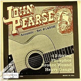 Med John Pearse GR59037 Corde per Nuage Chitarra