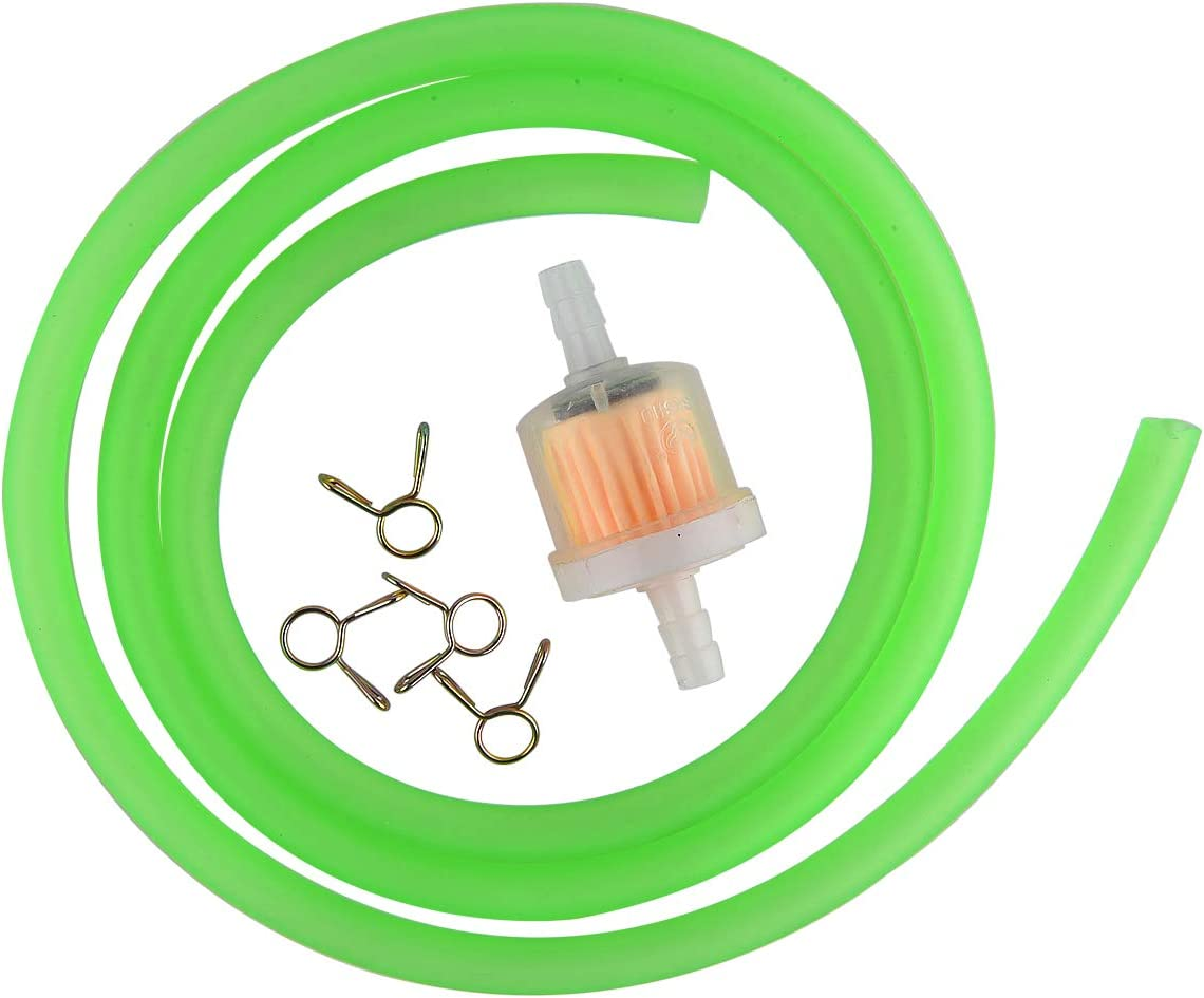 5mm Industry No. 1 Tubing Carburetor Fuel Tube Vent Line Petrol Hose replacemen Under blast sales