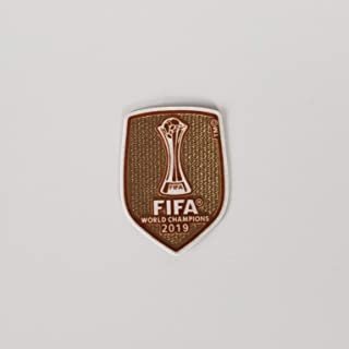 Liverpool 2019 Champions League Winner Patch Set 2019-2020 Mohamed Saleh UEFA