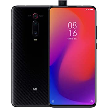 "Xiaomi Mi 9T Pro (128GB, 6GB RAM) 6.39"" Display, Snapdragon 855, AI Rear Triple Camera, Dual SIM GSM Factory Unlocked - US & Global 4G LTE International Version (Carbon Black)"
