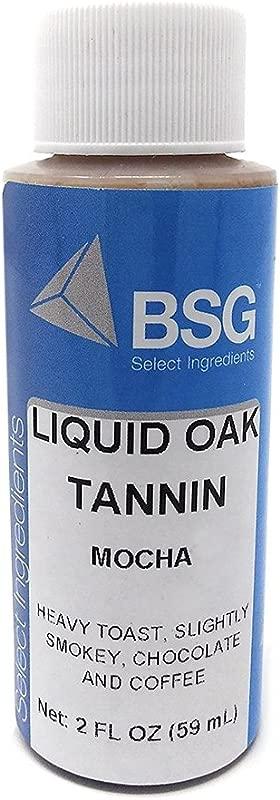 BSG Hand Craft Bsg Liquid Oak Tannin Mocha 2Oz