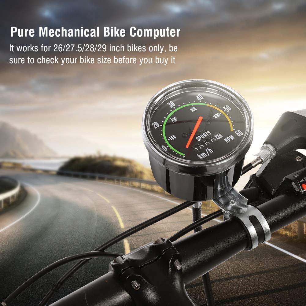 EBTOOLS free Mechanical Bicycle Computer Limited price sale T Odometer Speedometer Bike