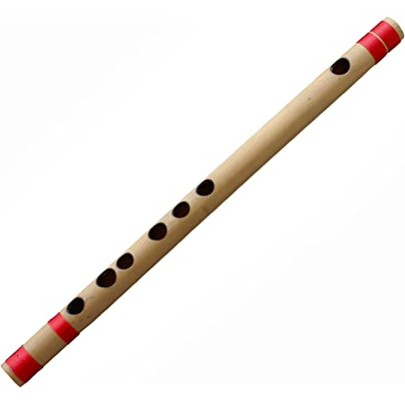 Indian Bansuri Flute Bamboo Indian Musical Instrument Bamboo Flute For Beginner