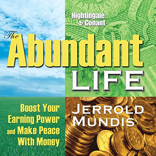 The Abundant Life audiobook cover art