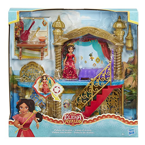 Hasbro Disney Elena von Avalor C0386EU4 - Little Kingdom Palast, Spielset