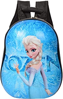 Frozen Princess Elsa Barbie Lovely Cute School Bag for 3-8 Ages Kids Children Girls Backpack Trolley Bags