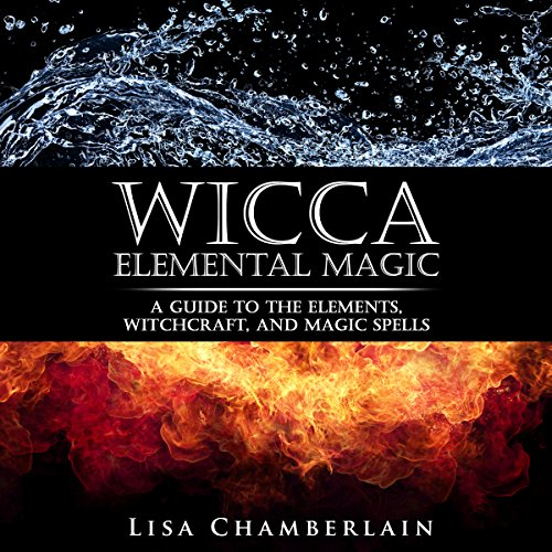 Wicca Elemental Magic audiobook cover art