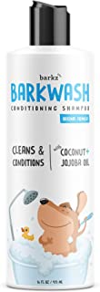 Barkz Barkwash Conditioning Dog Shampoo | Pet Shampoo for Dogs | Soothes Dry, Itchy Skin