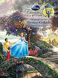 Thomas Kinkade 2018 Calendars Coloring Book Available For Pre Order On Amazon Mousesteps