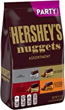 HERSHEY'S Nuggets Chocolates Assortment, Party Bag, 1 Pound