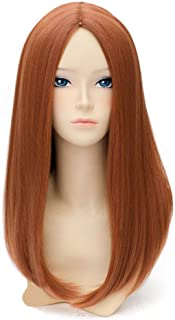 natural red wig