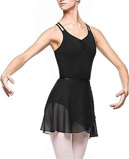 Arabesque, Damen Ballett Wickelrock Ballettrock 2007