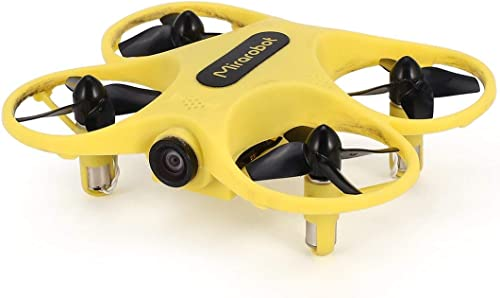 Ballylelly-Drohne Mirarobot S60 5,8 G 25 mW 600TVL Kamera Tiny Micro Indoor FPV RC Racing Drone von Ballylely