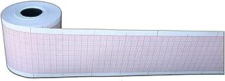 Chart Paper Rolls, ECG Core - 16mm X 50mm X 30m (100ft) - 10 Rolls/box