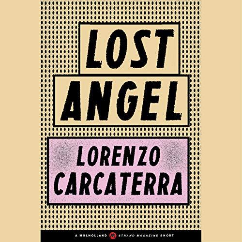 Lost Angel audiobook cover art