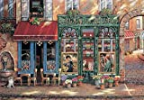 Rompecabezas Murosn for Adultos 1000 Pedazos niños en Edad de 8 años de Arte Regalo de Juguete for los niños Niña Niño Hombre Mujer decoración Flower Shop