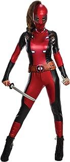 Secret Wishes Marvel Deadpool Women's Costume