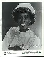 Vintage Photos 1980 Press Photo Madge Sinclair Joins cast of Trapper John, M.D. on CBS-TV