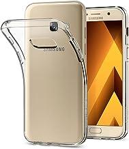 Spigen Liquid Crystal Designed for Samsung Galaxy A3 2017 Case (2017) - Crystal Clear