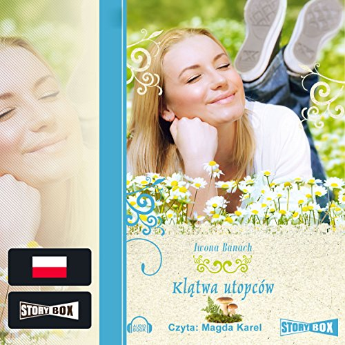 Klatwa utopców audiobook cover art