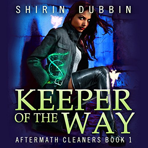 Keeper of the Way cover art