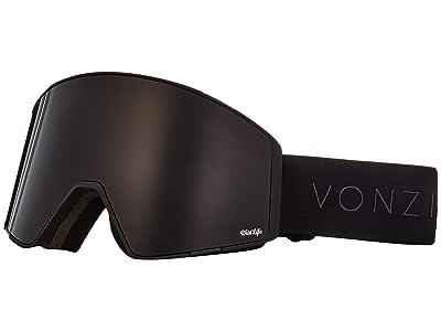 VonZipper Capsule Goggle (Black Satin/Wild Blackout) Goggles