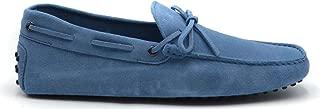 Tod's Luxury Fashion Mens MCBI38943 Light Blue Loafers | Season Outlet