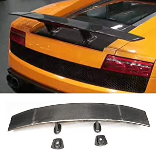 KERIST Carbon Fiber Spoiler Rear Wing Trunk for Lamborghini Gallardo LP550 LP560 LP570