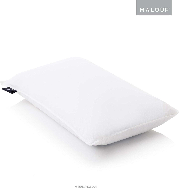 Z Soft Hybrid GELLED Microfiber Pillow with Gel-Infused Memory Foam LayerQueen
