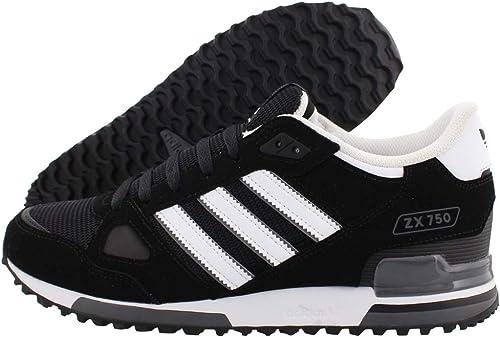 Adidas Zx 750 Athletic & ‿Baskets pour homme, Noir (noir), 43.5 EU ...