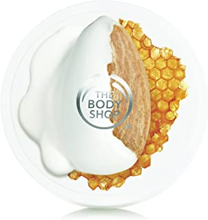 Sponsored Ad - The Body Shop Almond Milk and Honey Body Butter, for Sensitive, Dry Skin, 1.7 Ounce (Pack of 1)