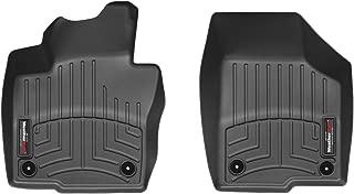 WeatherTech Front FloorLiner for Select Volkswagen Jetta/Beetle Models (Black)